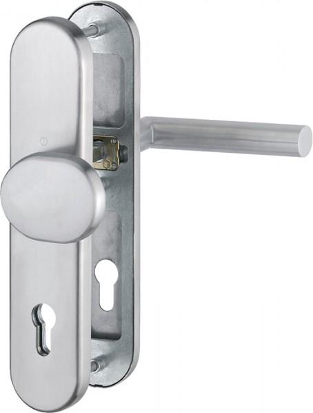 Fantastisch HOPPE Schutz-Wechselgarnitur Amsterdam E86G/3331/3330/1400Z PZ  KX51