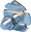 100 Stk. CADDY Hammerkopfset C-FIX M10x80 P1 verzinkt 100 584640 Erico Pentair